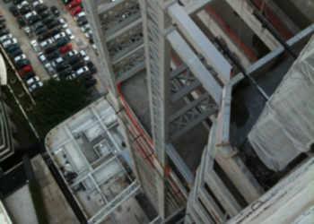 Edifício Sky Corporate - Estruturas metálicas para edifícios