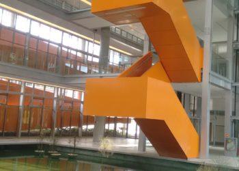 escadas metalicas